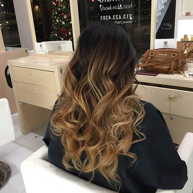 31 Balayage Highlight Ideas To Copy Now Page 3 Of 3 Stayglam