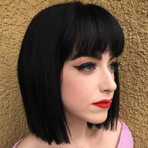 31 Lob Haircut Ideas For Trendy Women Stayglam Page 2