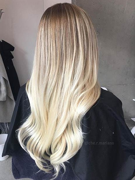 31 Stunning Blonde Balayage Looks  Page 3 of 3  StayGlam