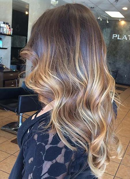 31 Balayage Highlight Ideas To Copy Now Stayglam