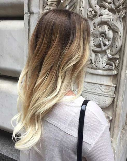 51 Stunning Blonde Balayage Looks Stayglam