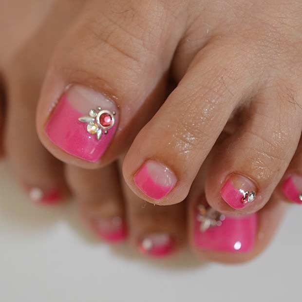 31 Easy Pedicure Designs for Spring | Page 3 of 3