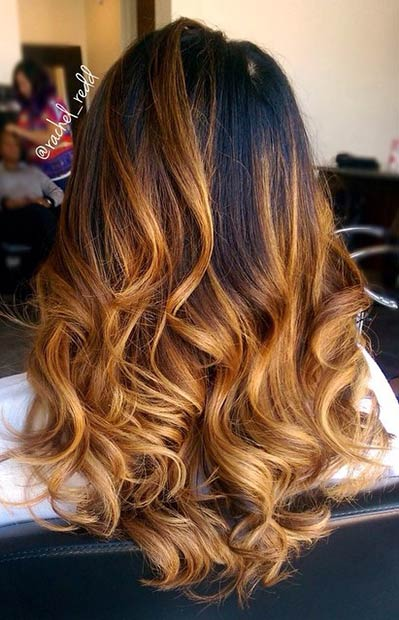 31 Balayage Highlight Ideas To Copy Now Page 2 Of 3 Stayglam