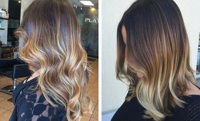 Balayage Highlight Ideas