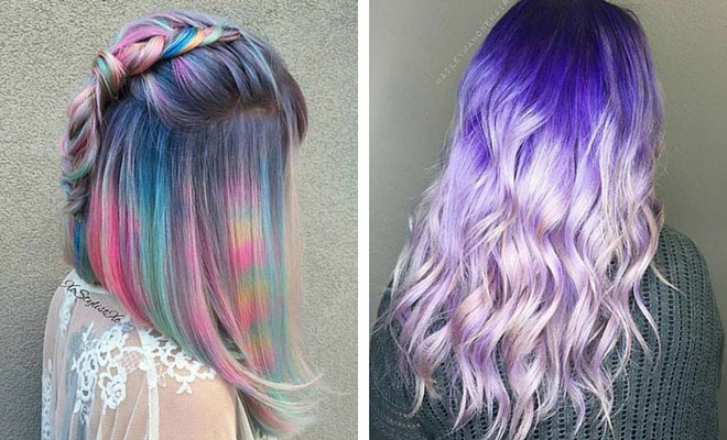 21 Pastel Hair Color Ideas for 2016 | StayGlam