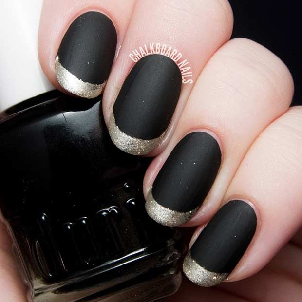 31 Cool French Tip Nail Designs | Page 3 of 3 | StayGlam