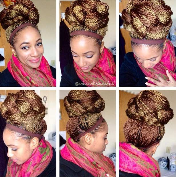 Magnificent 41 Beautiful Micro Braids Hairstyles Page 2 Of 4 Stayglam Short Hairstyles For Black Women Fulllsitofus