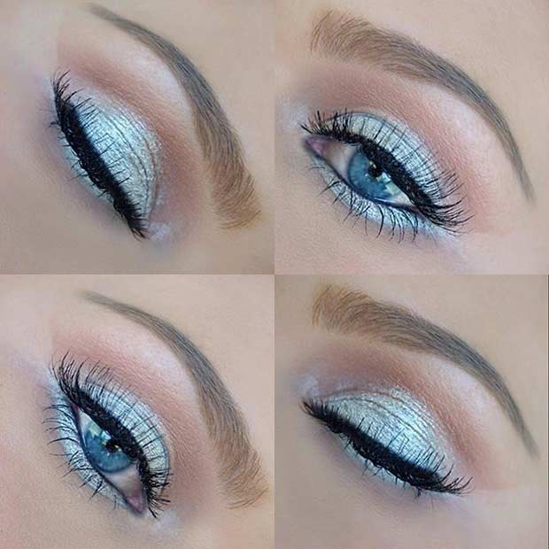 31 Eye Makeup Ideas For Blue Eyes Stayglam