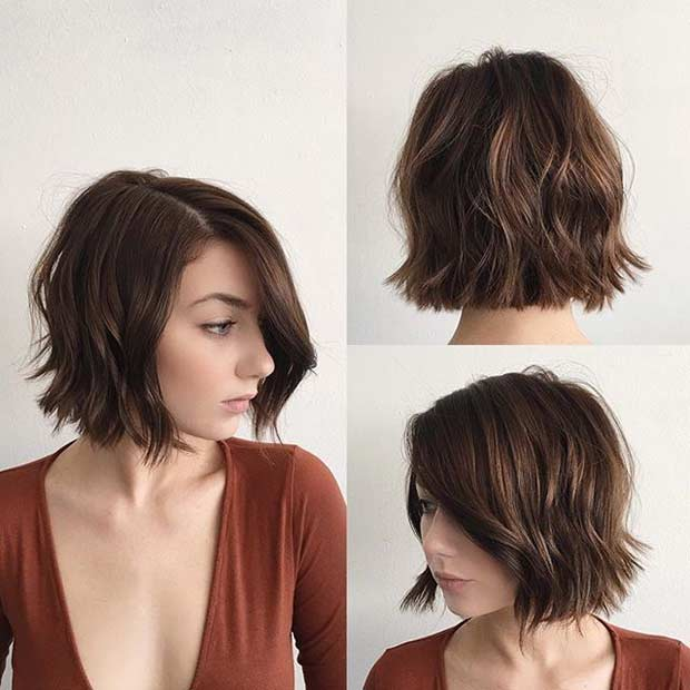 31 Short Bob Hairstyles To Inspire Your Next Look Page 2 Of 3