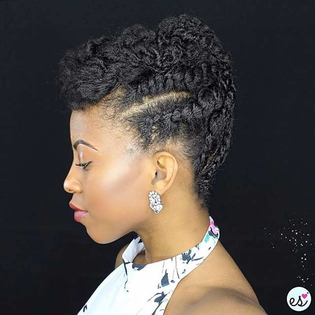 21 Gorgeous Flat Twist Hairstyles | Page 2 of 2 | StayGlam