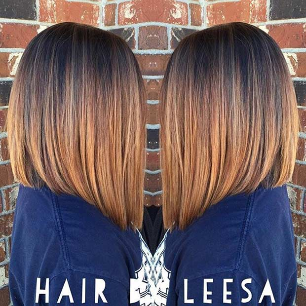 31 Best Shoulder Length Bob Hairstyles Page 3 Of 3 Stayglam