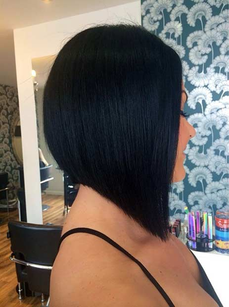 61 Best Inverted Bob Hairstyles For 2019 Page 4 Of 6