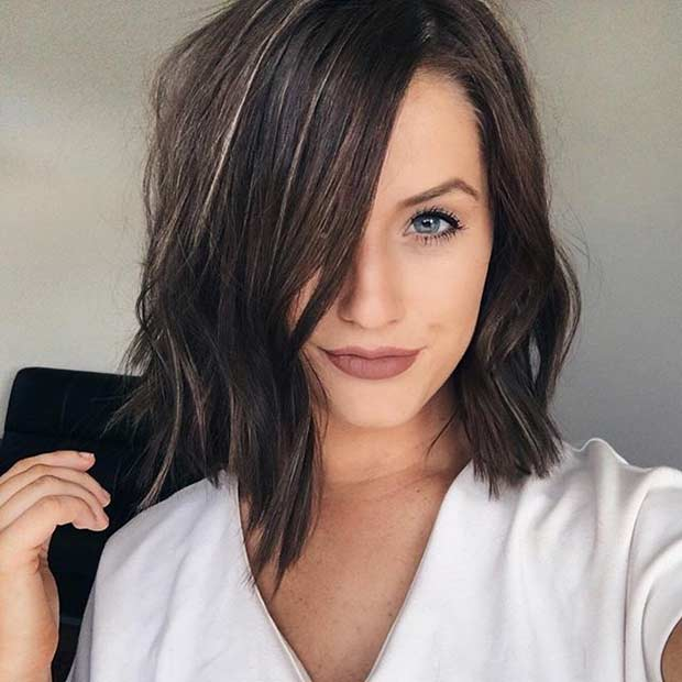Fantastic 31 Best Shoulder Length Bob Hairstyles Page 3 Of 3 Stayglam Hairstyles For Women Draintrainus