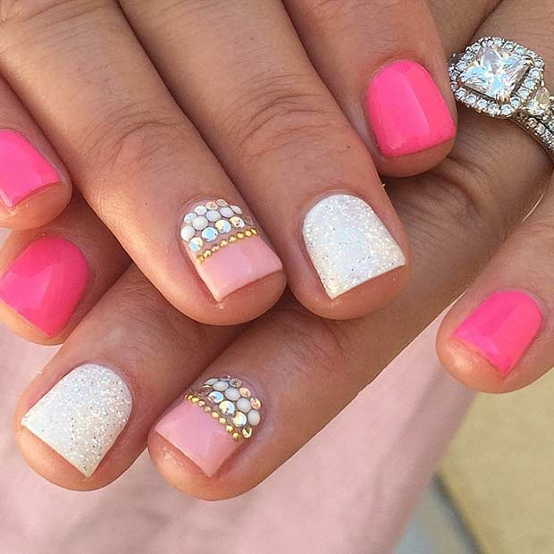 Girly Nail Polish Ideas - Girly Nail Polish Ideas Hession Hairdressing