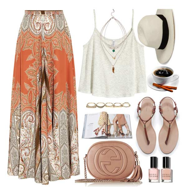 Gypsy Outfit for Coachella