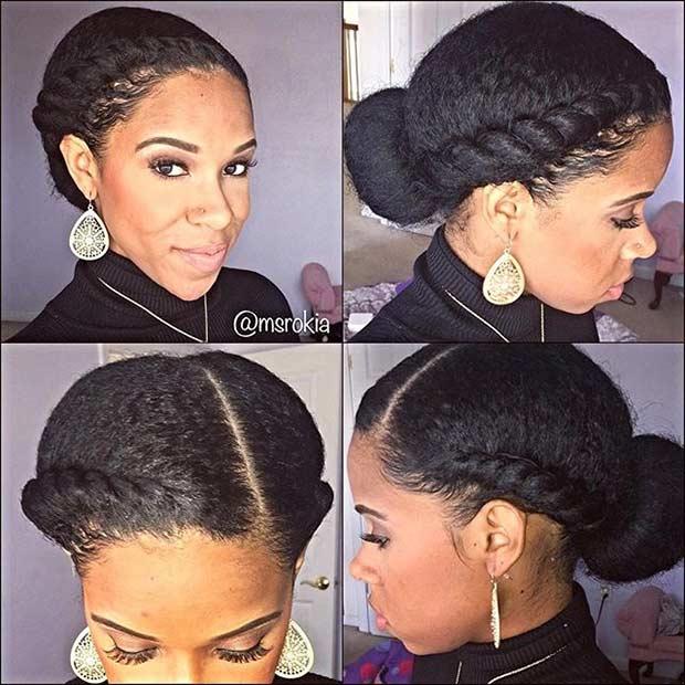 Terrific 21 Gorgeous Flat Twist Hairstyles Stayglam Short Hairstyles Gunalazisus
