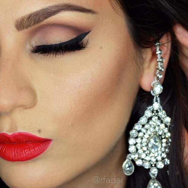 31 Beautiful Wedding Makeup Looks for Brides | Page 2 of 3 | StayGlam