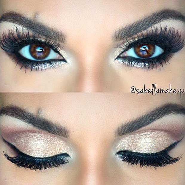 31 Beautiful Wedding Makeup Looks For Brides Page 3 Of 3