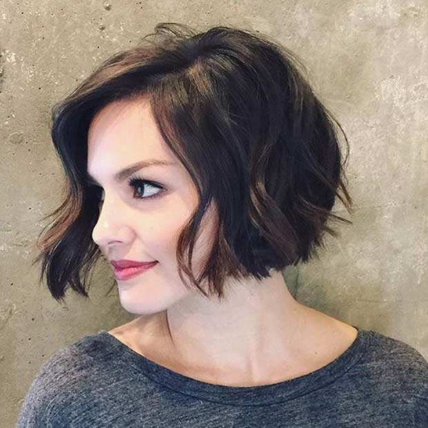 Marvelous 1000 Images About Hair On Pinterest Wavy Bobs Bob Haircuts And Hairstyles For Men Maxibearus