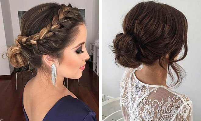 Prom Hairstyles Updos braided updo for prom 31 Most Beautiful Updos For Prom Stayglam