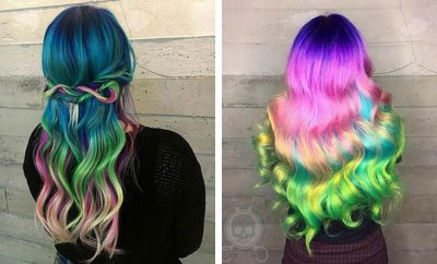 Colorful Hair Looks