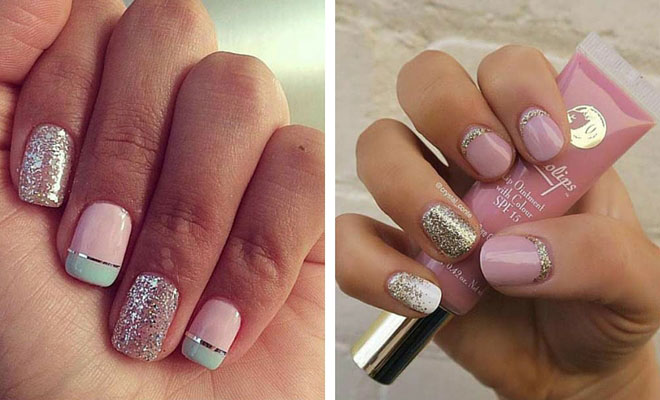 55 super easy nail designs stayglam prinsesfo Image collections