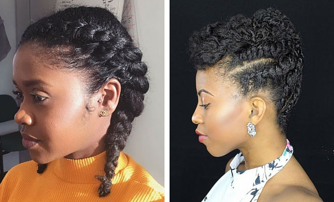 21 Gorgeous Flat Twist Hairstyles