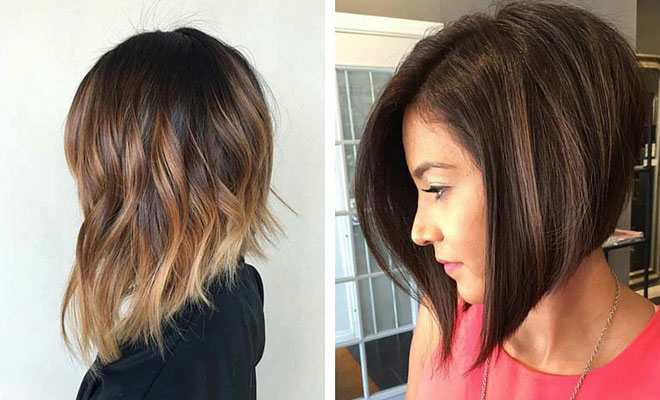 36 Graceful Looks For Medium Bob Hairstyles