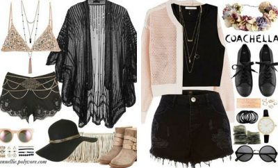 Outfit Ideas for Coachella