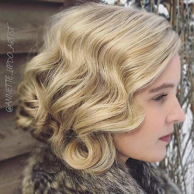 Excellent 31 Wedding Hairstyles For Short To Mid Length Hair Stayglam Short Hairstyles For Black Women Fulllsitofus