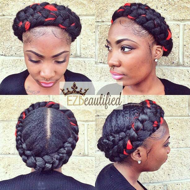 Marvelous 21 Best Protective Hairstyles For Black Women Stayglam Hairstyle Inspiration Daily Dogsangcom