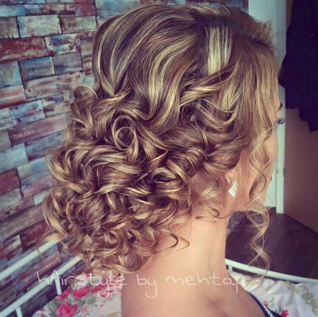 31 Most Beautiful Updos for Prom | StayGlam