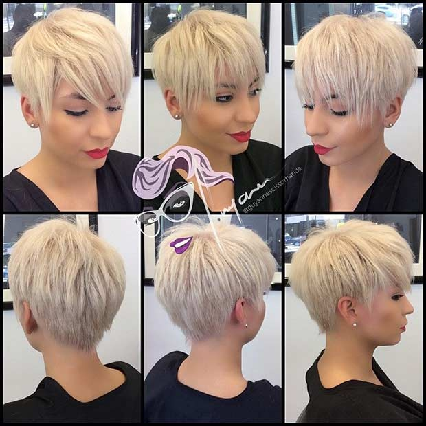 51 Best Short And Long Pixie Cuts We Love For 2018 Stayglam Page 4