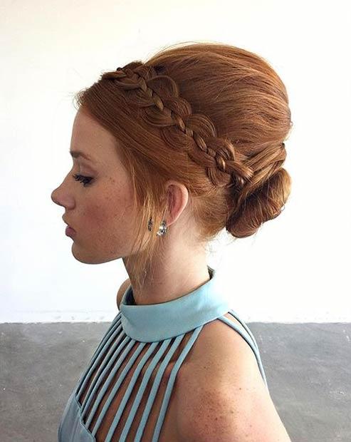 Phenomenal 31 Wedding Hairstyles For Short To Mid Length Hair Stayglam Short Hairstyles For Black Women Fulllsitofus