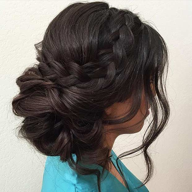 31 Most Beautiful Updos For Prom Page 3 Of 3 Stayglam