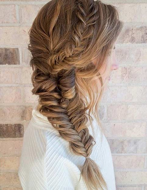 21 Pretty Side-Swept Hairstyles for Prom | Page 2 of 2 ...