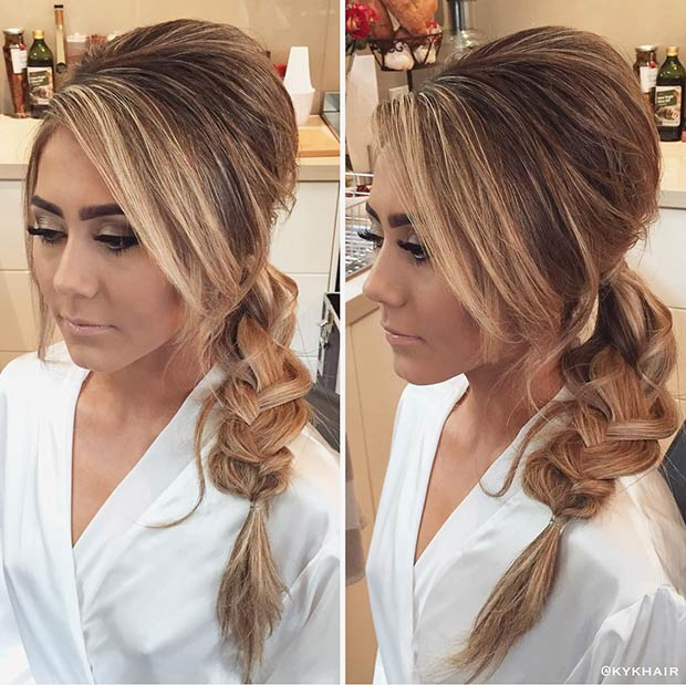 25 Elegant Ponytail Hairstyles For Special Occasions Crazyforus