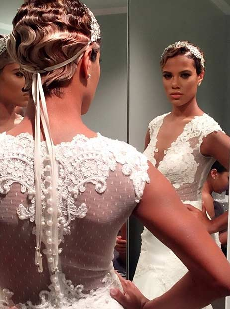 Surprising 31 Wedding Hairstyles For Short To Mid Length Hair Page 2 Of 3 Short Hairstyles For Black Women Fulllsitofus