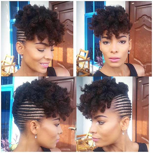 21 Best Protective Hairstyles For Black Women Page 2 Of 2 Stayglam