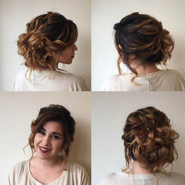 31 Most Beautiful Updos For Prom Page 2 Of 3 Stayglam