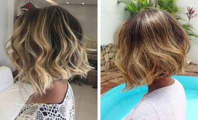 Balayage Ideas for Short Hair