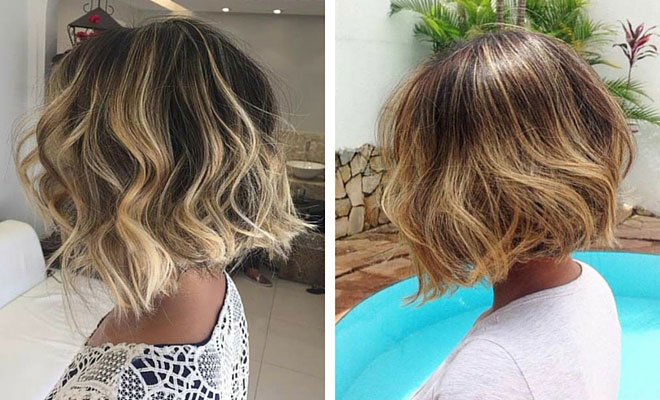 31 Cool Balayage Ideas For Short Hair Page 3 Of 3 Stayglam