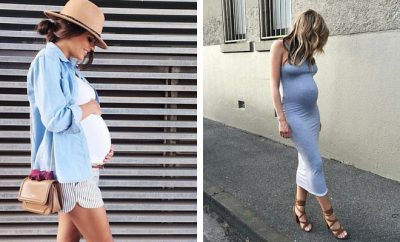 Cute Pregnancy Outfits for Summer