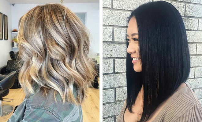 31 Gorgeous Long Bob Hairstyles | StayGlam