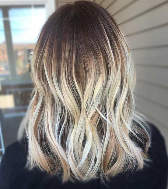 31 Balayage Hair Ideas For Summer Page 3 Of 3 Stayglam