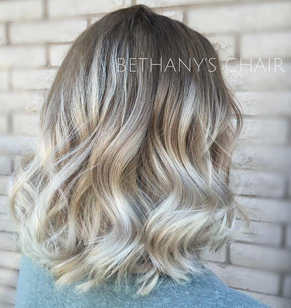 31 Cool Balayage Ideas For Short Hair Stayglam Page 3