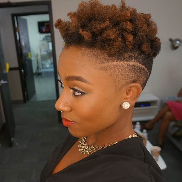 Amazing 31 Best Short Natural Hairstyles For Black Women Page 3 Of 3 Short Hairstyles For Black Women Fulllsitofus