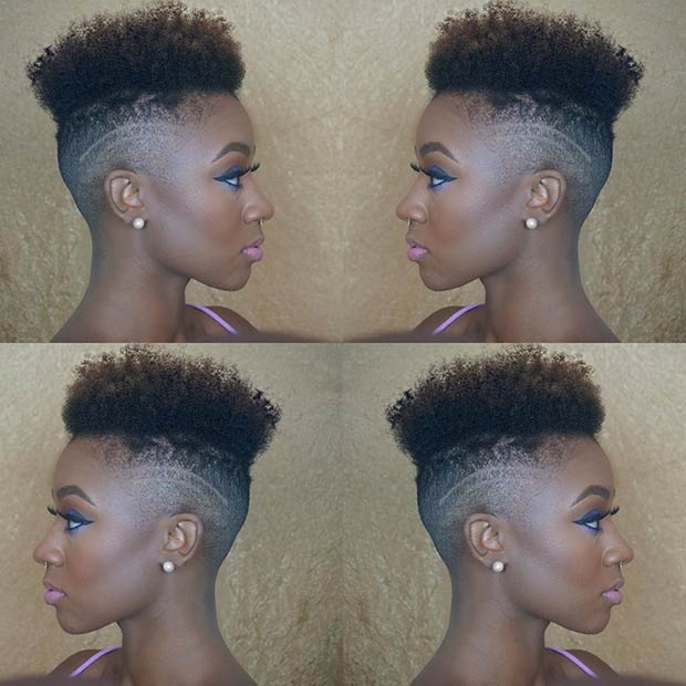 Surprising 31 Best Short Natural Hairstyles For Black Women Stayglam Hairstyles For Men Maxibearus