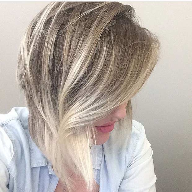 31 Cool Balayage Ideas For Short Hair Page 2 Of 3 Stayglam