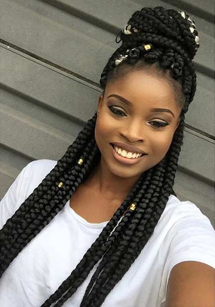 51 hot poetic justice braids styles page 5 of 5 stayglam